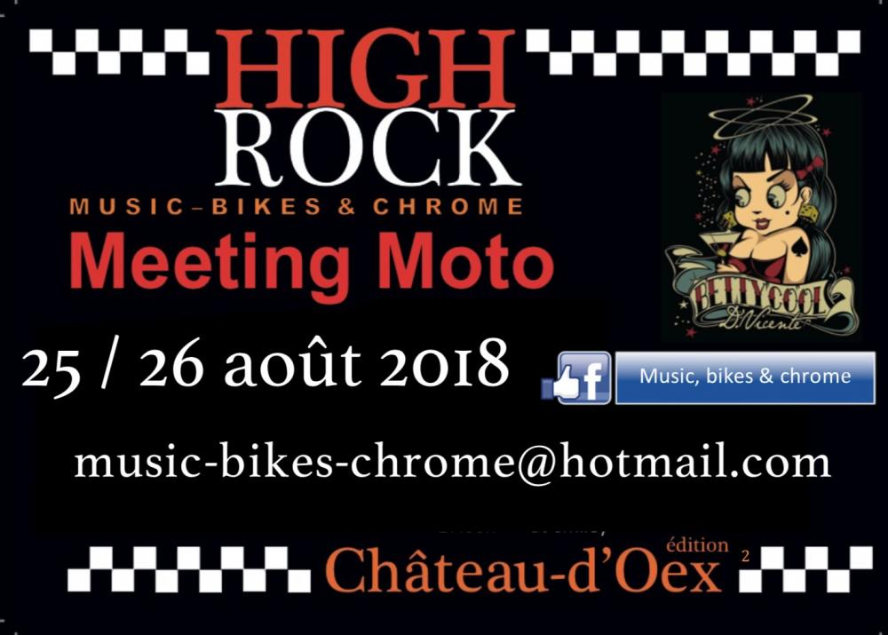 Meeting motos